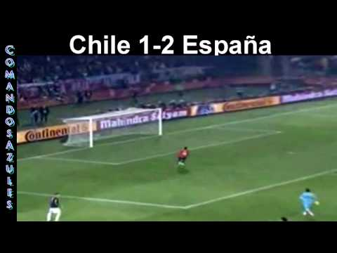Todos los goles Mundial Sudafrica 2010