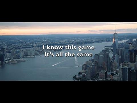 Halsey - Eyes Closed | Lyrics On Screen