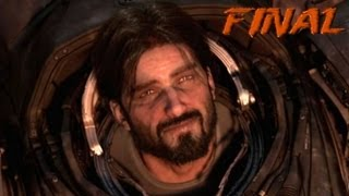 StarCraft 2: Heart of the Swarm Ending - Final  In-Game Cinematic - Kerrigan and Raynor vs Mengsk