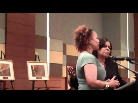 Kim Fields and Chip Hurd Honored in Atlanta, GA at Black Wom