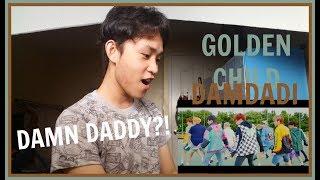 """골든차일드(Golden Child) """"담다디(DamDaDi)"""" Official MV Reaction"""