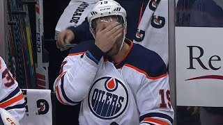 Gotta See It: Capitals' Holtby infuriates Oilers' Maroon by robbing him four times