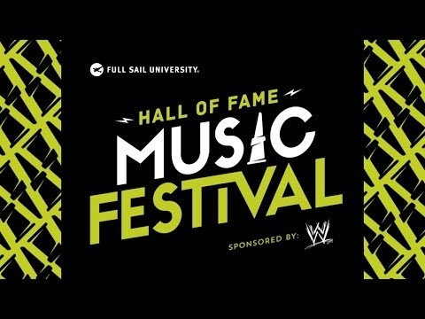 Full Sail University Hall of Fame Music Festival (February 19-21)