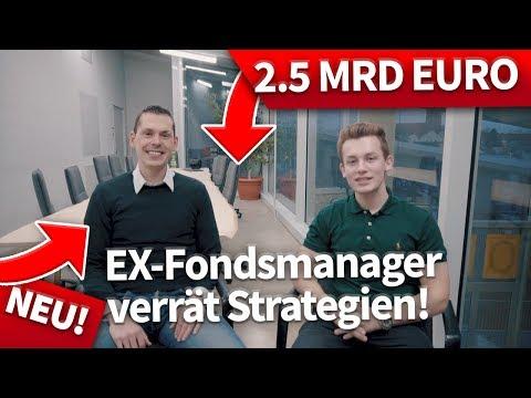 2,5 Milliarden Euro Ex-Fondsmanager verrät seine Investmentstrategien für Aktien,ETF Andre Stagge