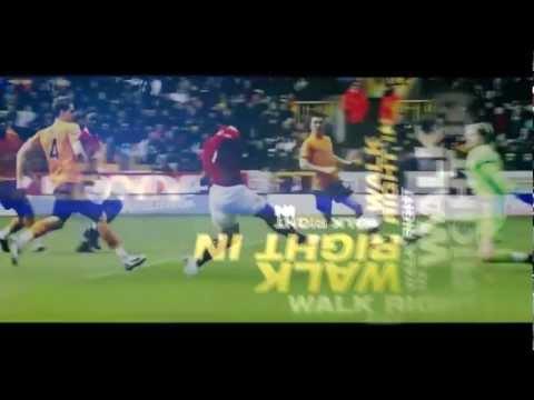 Antonio Valencia - STILL SPEEDIN' - New _Number 7″- 2012_2013 HD