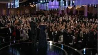 Morgan Freeman wins Cecil B DeMille Award Golden Globes 2012