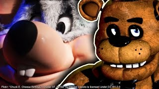 The Real Life Inspiration behind Five Nights at Freddy