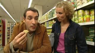 Un gars une fille - au supermarché