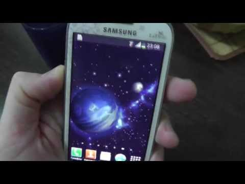 Samsung Galaxy S III mini (I8190) La Fleur quick review
