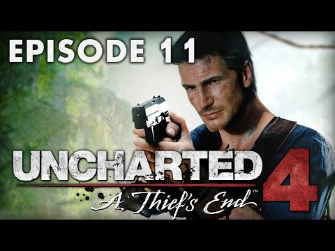 Uncharted 4 : Episode 11 | Fast and Furious - Let's Play