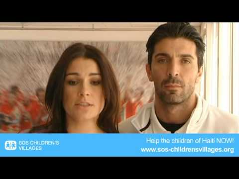 Haiti earthquake: Appeal of Gigi Buffon & Alena Seredova