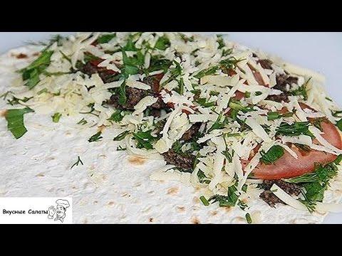Салаты из белых грибов рецепты с фото