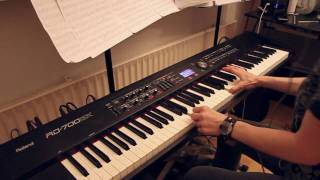 AC/DC - Highway To Hell - piano cover