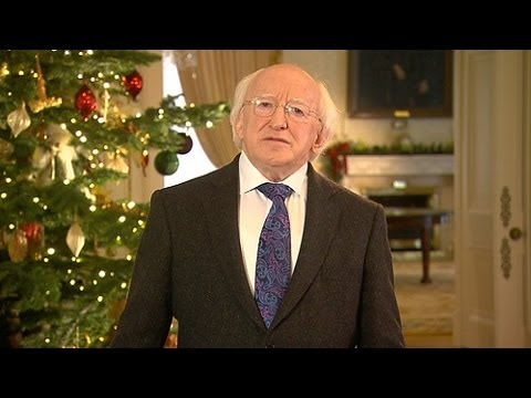 Christmas Message from President Michael D. Higgins