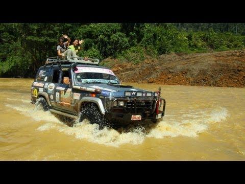 4WD trip to Imbak Canyon