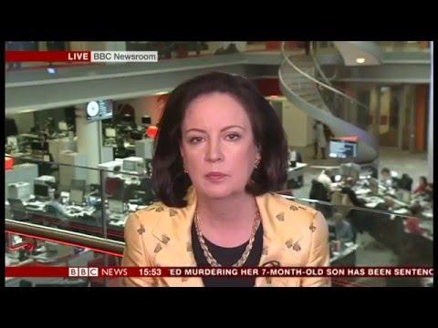 Cornelia Meyer on BBC News Channel Before Doha Meeting (15/04/2016)