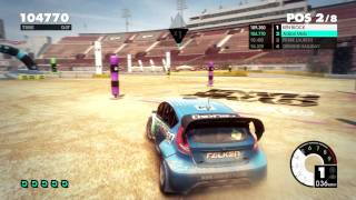 Dirt 3 on Asus k53sj