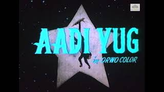 Aadi Yug || Vinay Kumar, Saheen Aman, Ramesh Goyal || Bollywood Hindi Full Movie