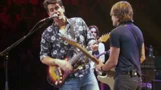 Keith Urban Video - John Mayer with Keith Urban -  Don't Let Me down