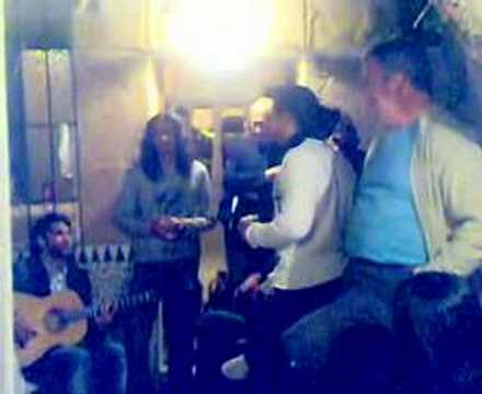fiesta flamenca niño josele, alain perez y mas 2