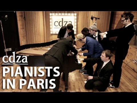Pianists in Paris | cdza Opus No. 4
