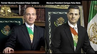 US Drug War Props Corrupt Mexican Ruling Class