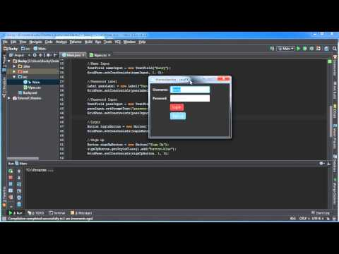 JavaFX Java GUI Tutorial - 27 - CSS Custom Style Classes and Selectors