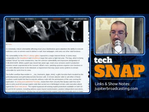 Internet of Problems | TechSNAP 199