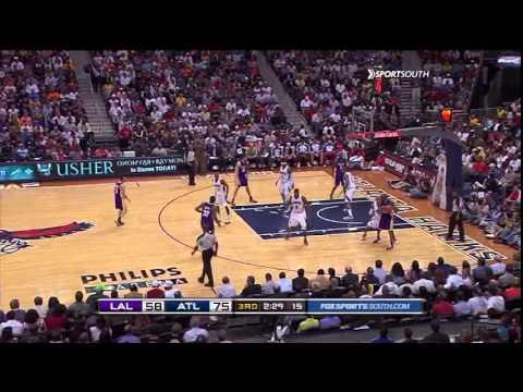 Kobe Bryant Baseline Fadeaway 2