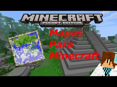 Descarga Todos Los Mapas Para Minecraft PE 0.10.5 - 0.11.0 | Android | APK
