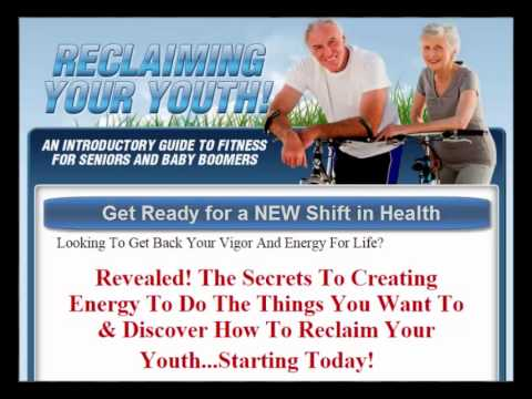 Reclaim Your Youth (Exercise Secrets to Increase Your Energy for Life)