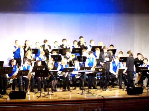 hockinson high school and middle school jazz band