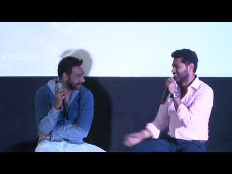 Action Jackson LIVE - AJ Song Launch | Ajay Devgn, Prabhu Dheva