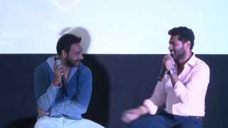 Action Jackson LIVE - AJ Song launch | Ajay Devgn, Prabhu Dheva