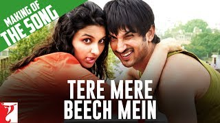 Making of the Song - Tere Mere Beech Mein - Shuddh Desi Romance