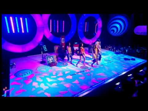 Girls Aloud   Long Hot Summer  TOTP 14th August 2005