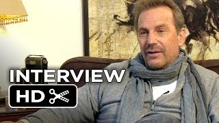 3 Days To Kill Interview - Kevin Costner (2014) - Hailee Steinfeld, Amber Heard Movie HD