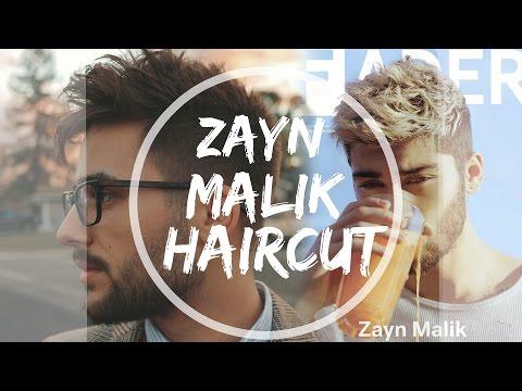 Zayn malik new haircut 2015