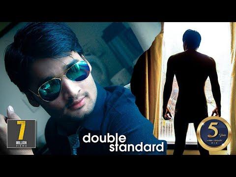 Gay Themed Hindi Short Film - Double Standard (2015) video