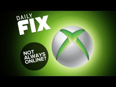Next Xbox Not Always Online? Sims 4 Official, & Iron Man 3 Sets Record! - IGN Daily Fix 05.06.13