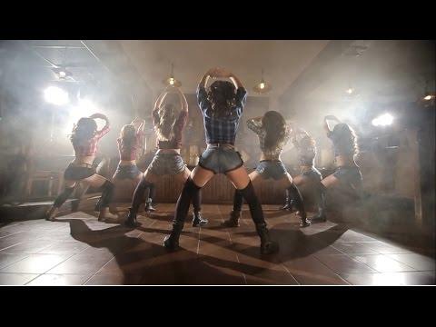 "BOOTY DANCE/TWERK CHOREO by Ekaterina Melnikova!!!! ""WESTERN IS COMING"" Tropkillaz - Baby Baby"