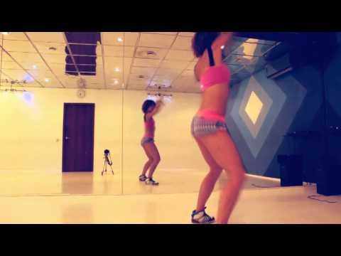Reggaeton Fusion lesson - Suelta part 1, choreo by Jane Kornienko