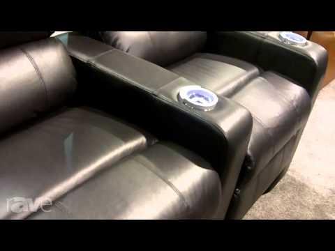 CEDIA 2013: SeatCraft Shows its Barcelona Back Row