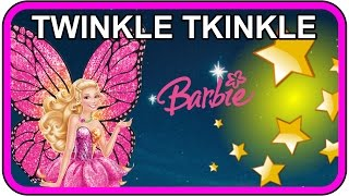 Barbie Kids Songs in English Nursery Rhymes for Children, Twinkle Little Star