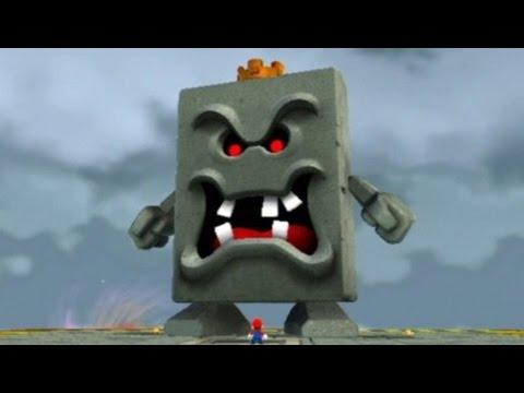Super Mario Galaxy 2 - 100% Walkthrough Part 18 - Throwback and Battle Belt Galaxy