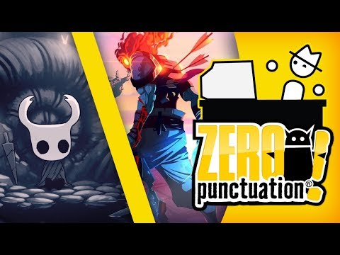 Hollow Knight and Dead Cells (Zero Punctuation)