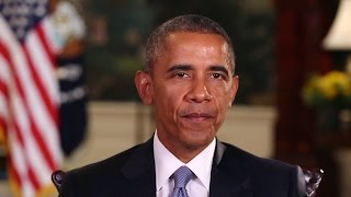 President Obama on the 25th Anniversary of the Americans with Disabilities Act