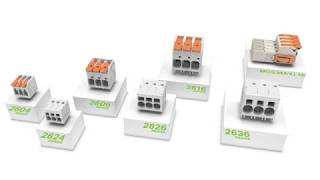 PCB Terminal Blocks for Power Electronics