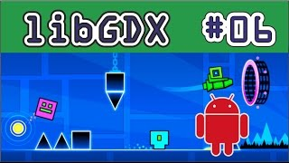 LIBGDX para Android - Tutorial 06 - Texture y SpriteBatch - How to make   games Android