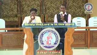 CAC (End-time Apostolic Ministries) CHILDREN OF THE KINGDOM  31-05-2015